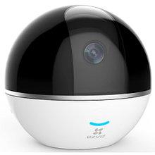 C6T - 2MP Поворотная IP-камера с фиксированным объективом, встроенным Wi-Fi-модулем, дуплексным аудио и