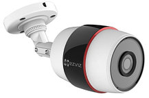 C3C - 1MP Уличная цилиндрическая IP/Wi-Fi-камера с фиксированным объективом и мощной ИК-подсветкой.