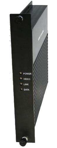 DS-3A04R-A - 4 канальный приёмник видео по оптоволокну.