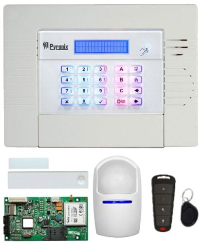 KIT-ENF32WE-APP/GPRS - Стартовый комплект радиоканальной охранной системы Enforcer 32-WE.