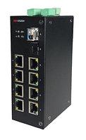 DS-3D208T-A - 8-ми канальный 1000M передатчик цифрового видео по оптоволокну.