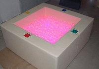 Сухой бассейн с Сенсорной подсветкой