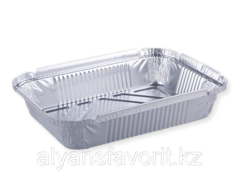 Алюминиевый контейнер Lamina VV 2619, 260*190*60 / 1900 мл . РФ