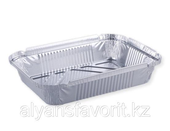 Алюминиевый контейнер Lamina VV 3120, 315*200*48, 2235 мл . РФ, фото 2