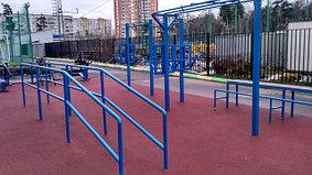 Уличное спортивное оборудование