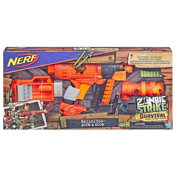 Hasbro Nerf Игровой набор бластер НЁРФ Ногтегрыз