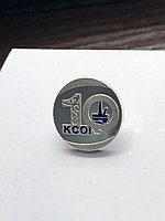 Нагрудные значки с корпоративной символикой