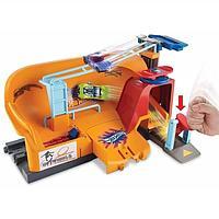 "Mattel Hot Wheels Хот Вилс Сити Игровой набор ""Трюк со скейтом"""