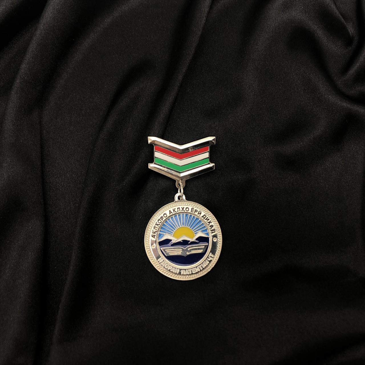 Изготовление медалей с эмалями