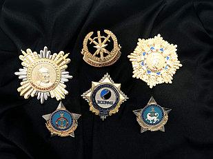 Изготовление сувенирных медалей