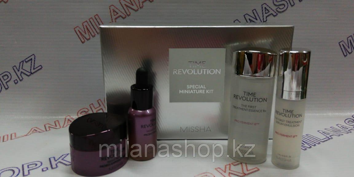 Missha Time Revolution Special Miniature Kit - Набор высококонцентрированного ухода для лица