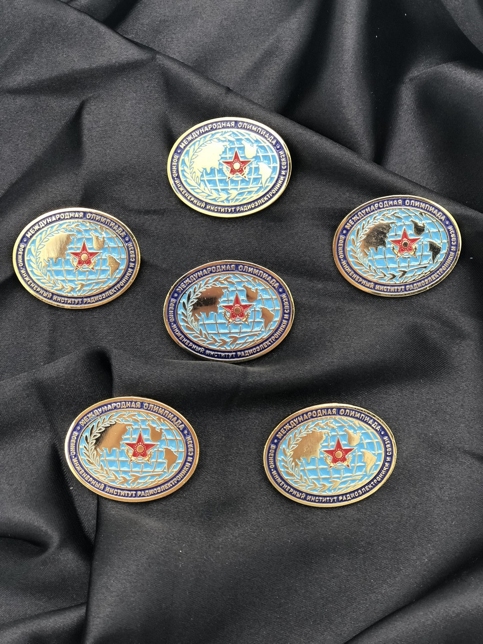 Медали за особые успехи