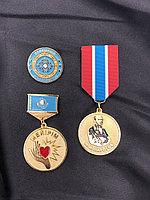 Медали с изображениями
