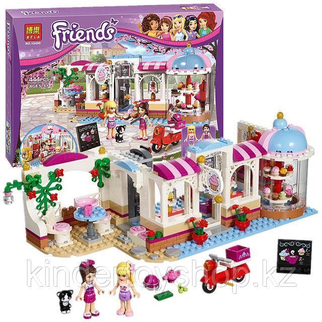 """Конструктор Bela """"Кондитерская"""" 10496 (аналог LEGO Friends 41119)"""