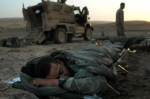 Раскладушка армейская - фото 3