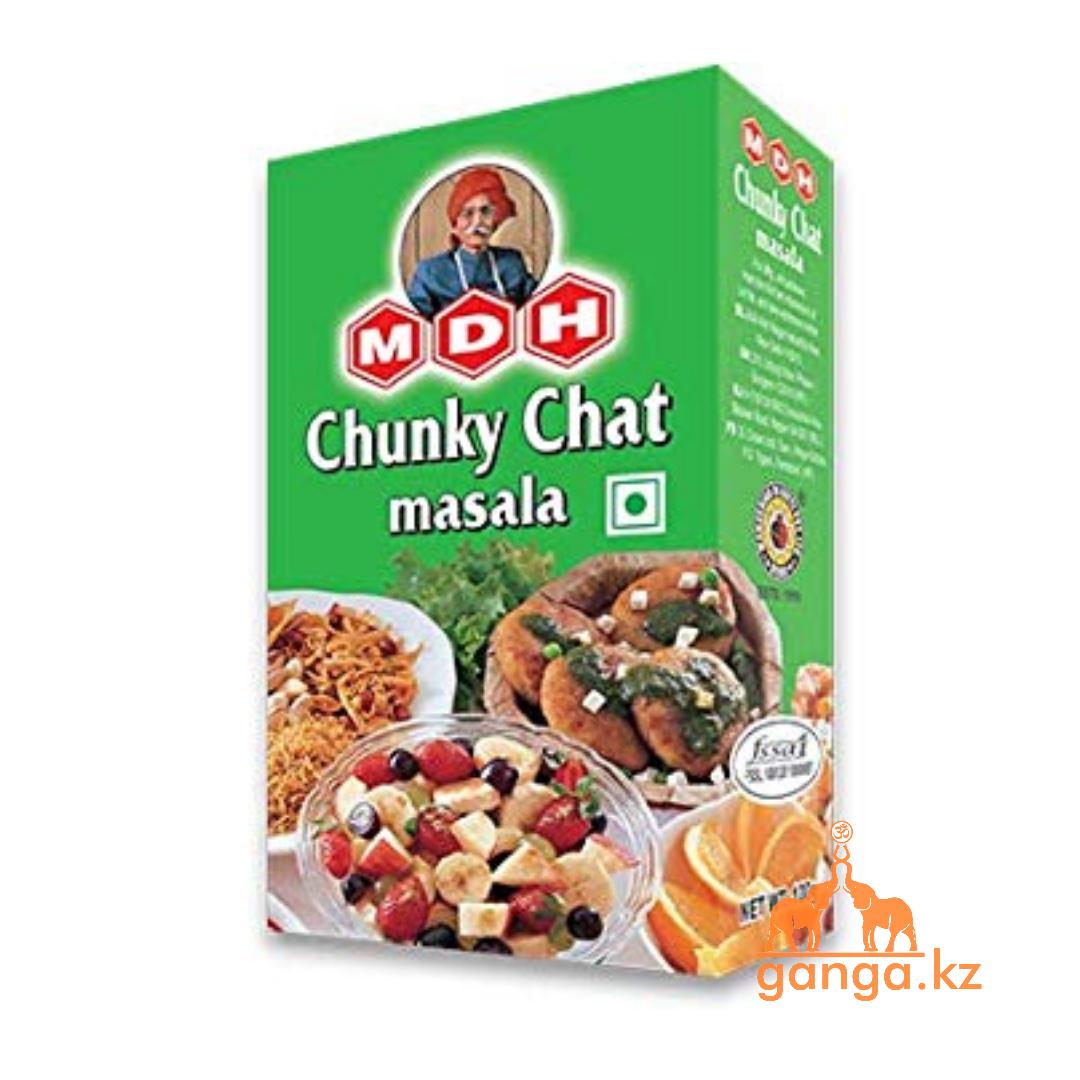 Смесь специй Чанки Чат (Chunky Chat masala MDH), 100 г.