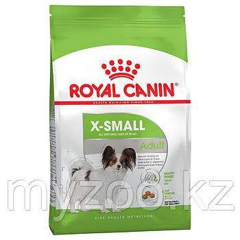 Royal Canin XSMALL ADULT, 11 kg Корм для взрослых собак мелких пород до 4 кг.