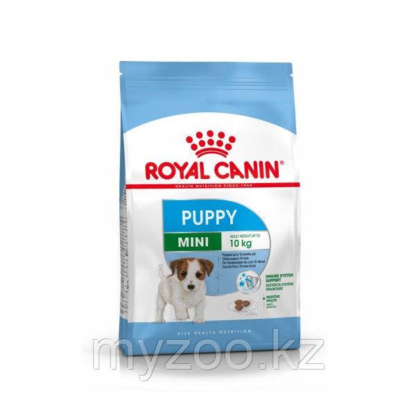 Royal Canin MINI PUPPY, 800 g. (Корм для щенков мелких пород до 10 кг.)