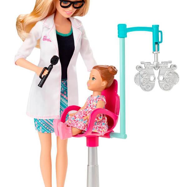 """Mattel Barbie Барби Игровые наборы из серии """"Профессии"""" (в ассортименте)"""