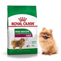 Royal Canin MINI INDOOR, 1.5 kg Корм для взрослых собак мелких пород до 10 кг. живущих в помещениях
