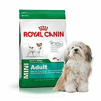 Royal Canin MINI ADULT, 2 kg Корм для взрослых собак мелких пород до 10 кг.