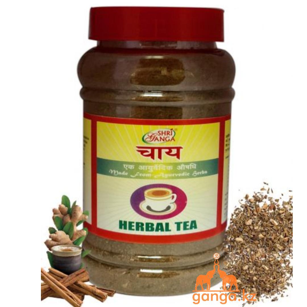 Аюрведический чай (Herbal Tea SHRI GANGA), 200 г.
