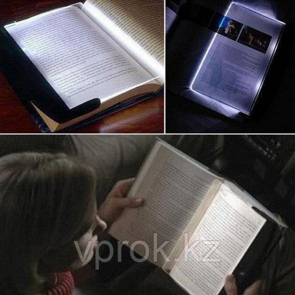 Лампа для чтения книг с подсветкой - фото 2