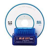 Диагностический сканер ELM327 V2.1 OBD2 II Bluetooth, фото 1