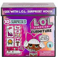 Новинка LOL Furniture игровой набор с мебелью и куклой ЛОЛ Дива, фото 1