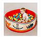 """Сухой бассейн """"Индейцы"""" + 200 шаров в подарок, фото 2"""