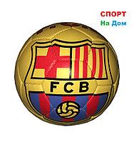 Кожаный командный футбольный мяч BARCELONA