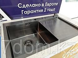 Мойка Avina 78х43 L\R ЧЕРНЫЙ