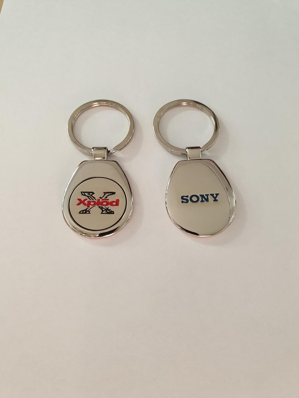 Брелок для ключей SONY Xplod