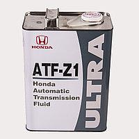 Оригинальное трансмиссионное масло для АКПП HONDA ATF Z1 ULTRA 4л