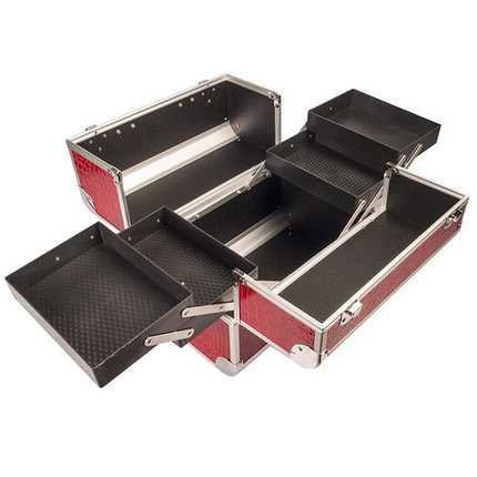 Кейс-органайзер для косметики и украшений Espresso HA031, фото 2