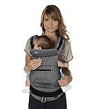 Рюкзак-переноска CBX My.Go Comfy Grey 1149562, фото 3