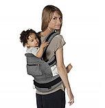 Рюкзак-переноска CBX My.Go Comfy Grey 1149562, фото 4