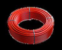 Труба для теплого пола Теплорд-20 (200м) Красный, фото 1
