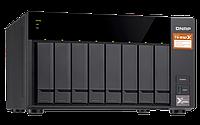 "Сетевой RAID-накопитель, Qnap TS-832X-8G 8 отсеков HDD 3,5"", 2 порта 10 GbE SFP+. ARM Cortex-A57 Annapurna Lab, фото 1"
