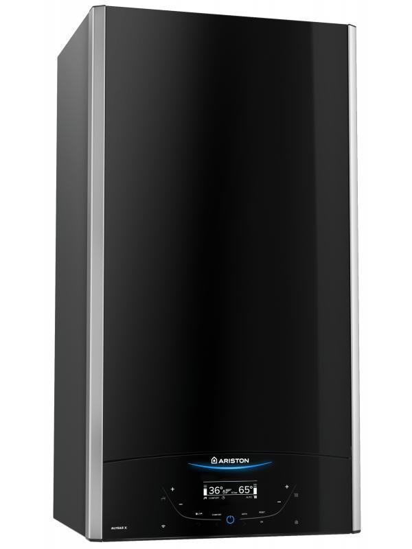 Ariston ALTEAS X 24 FF NG настенный газовый двухконтурный котёл c Wi-Fi
