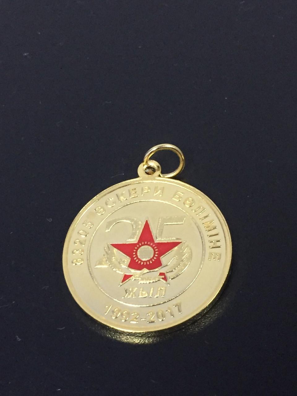 Медали круглые