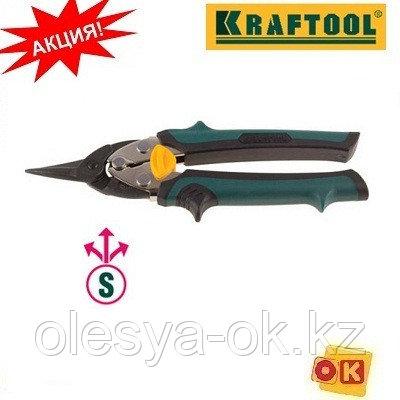 "Ножницы ""UNI-KRAFT"" по твердому металлу. KRAFTOOL  2326-S, фото 2"