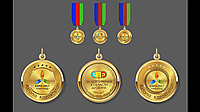 Металлические медали на заказ