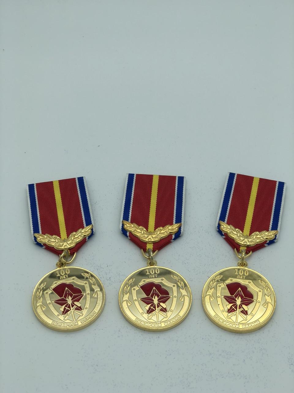 Медали на колодке