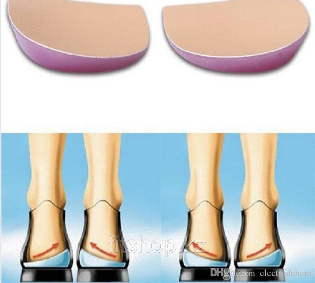 Подпяточник ортопедический силиконовый для коррекции пятки