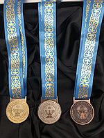 Комплект медалей с лентой