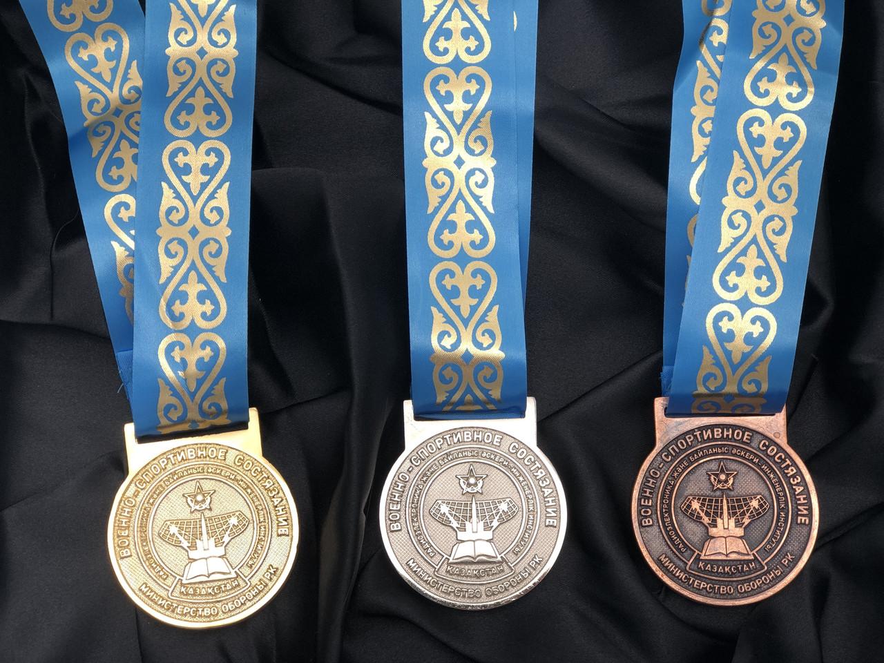 Комплект медалей для спорта