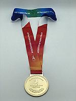 Медали золотые