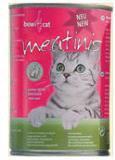 Bewi Cat 400 г, Оленина, влажный корм для взрослых кошек