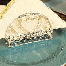 Салфетницы, кольца для салфеток, подставки для зубочисток